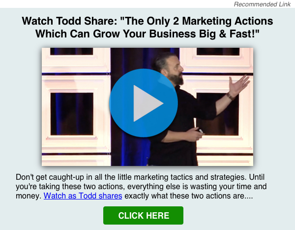 Todd Brown's Acquire And Monetize