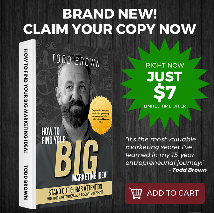 Big Marketing Idea Book