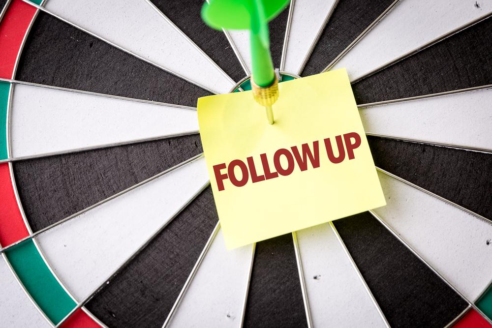 MEPS: How Follow-up Drives Follow Through…