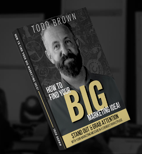 The Big Marketing Idea Book Makes Your Marketing Stand Out
