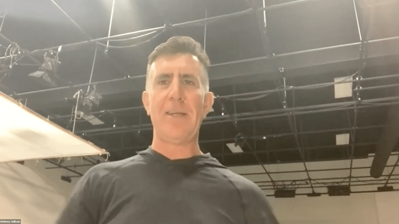 Anthony Sullivan speaking at Todd Brown's Top One Mastermind in October 2020