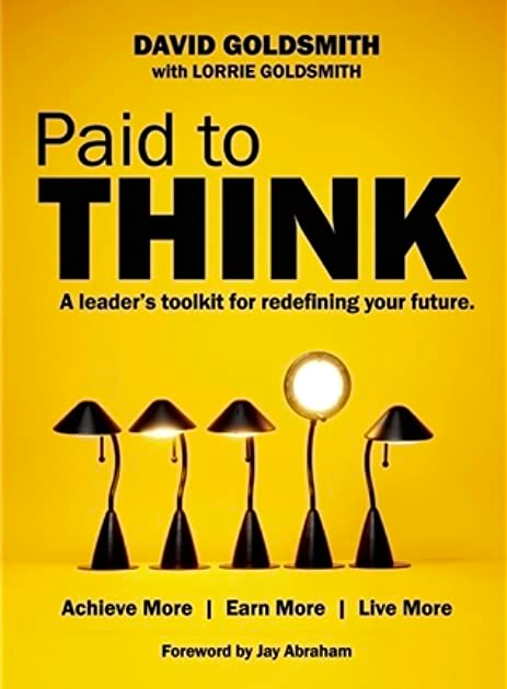 Paid To Think Book Cover