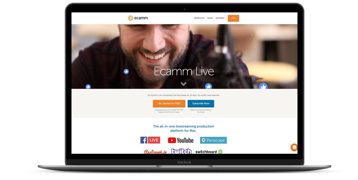 Ecamm Live For Marketing