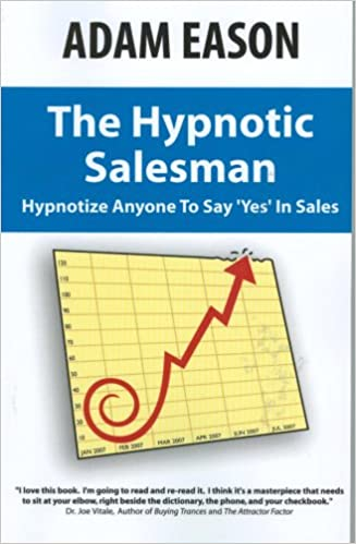 Book cover of The Hypnotic Salesman