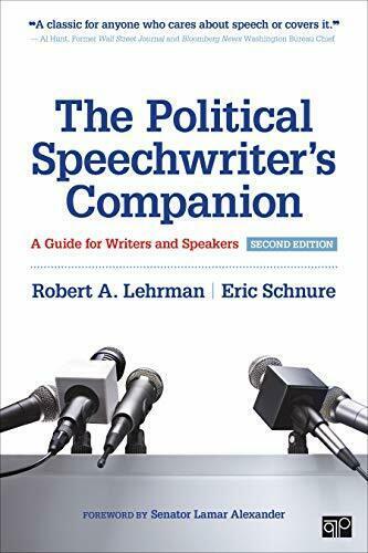 Picture of The Political Speechwriter's Companion Book