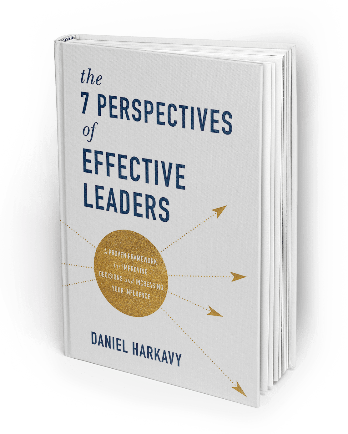 Picture of the 7 Perspectives of Effective Leaders Book