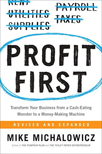 A picture of Profit First Book