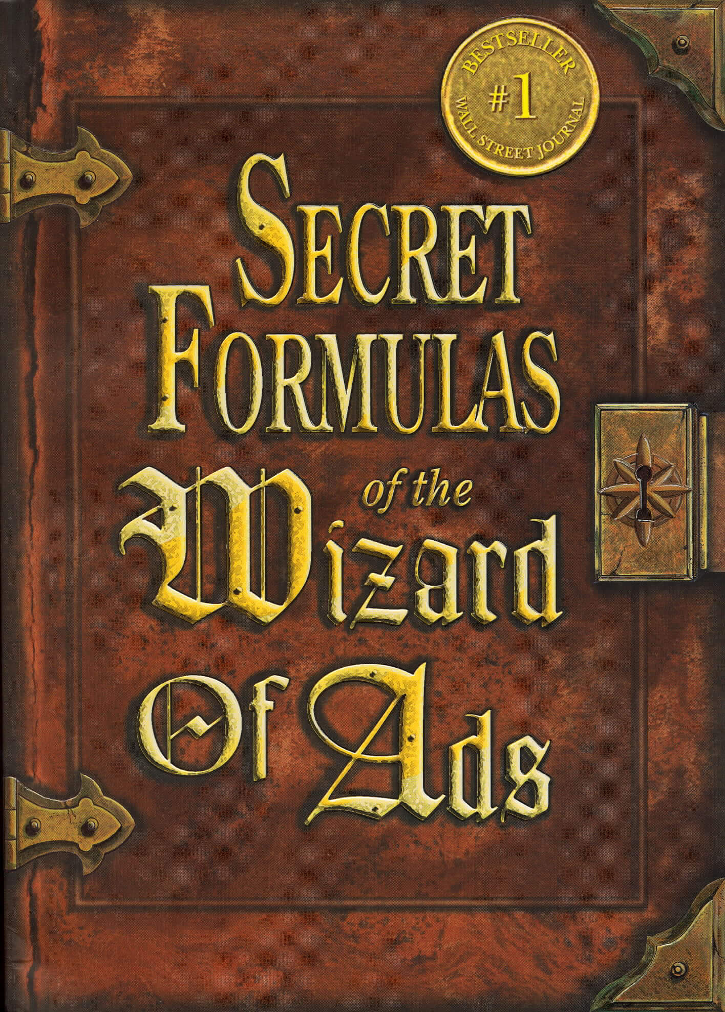 Secret Formulas of the Wizard of Ads Book