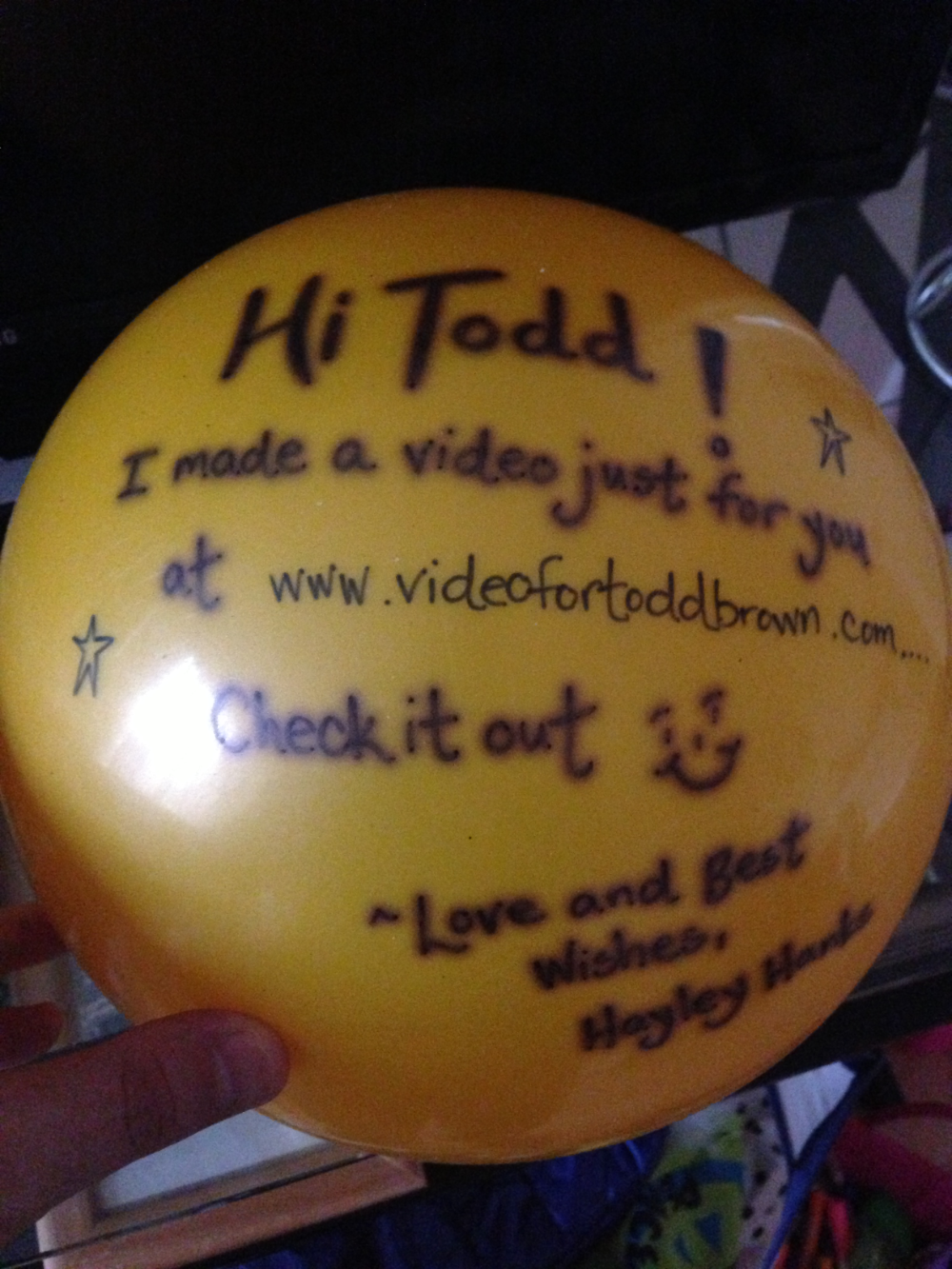 Video for Todd Brown Marketing Strategy