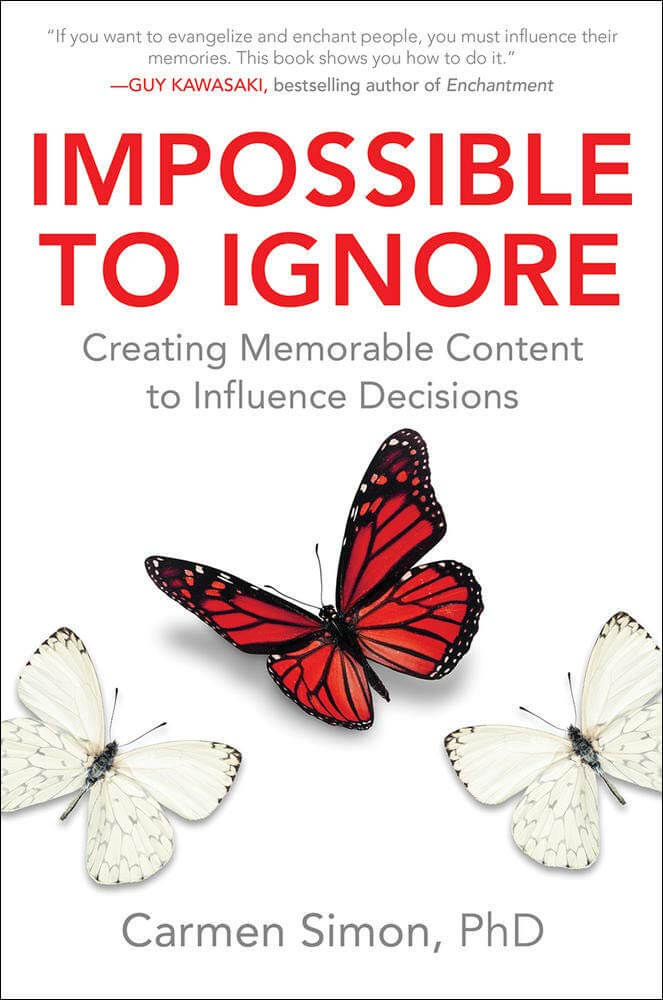 Impossible To Ignore Book