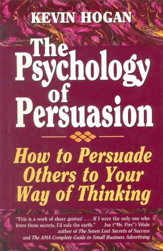 Psychology of Persuasion Book