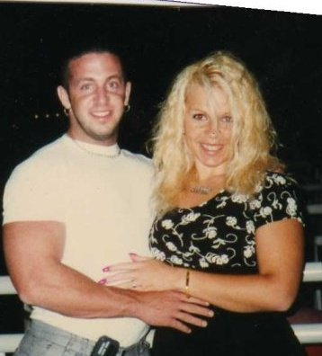 Todd Brown and Kellie