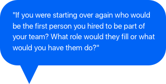 Todd Brown Marketing Question 5821