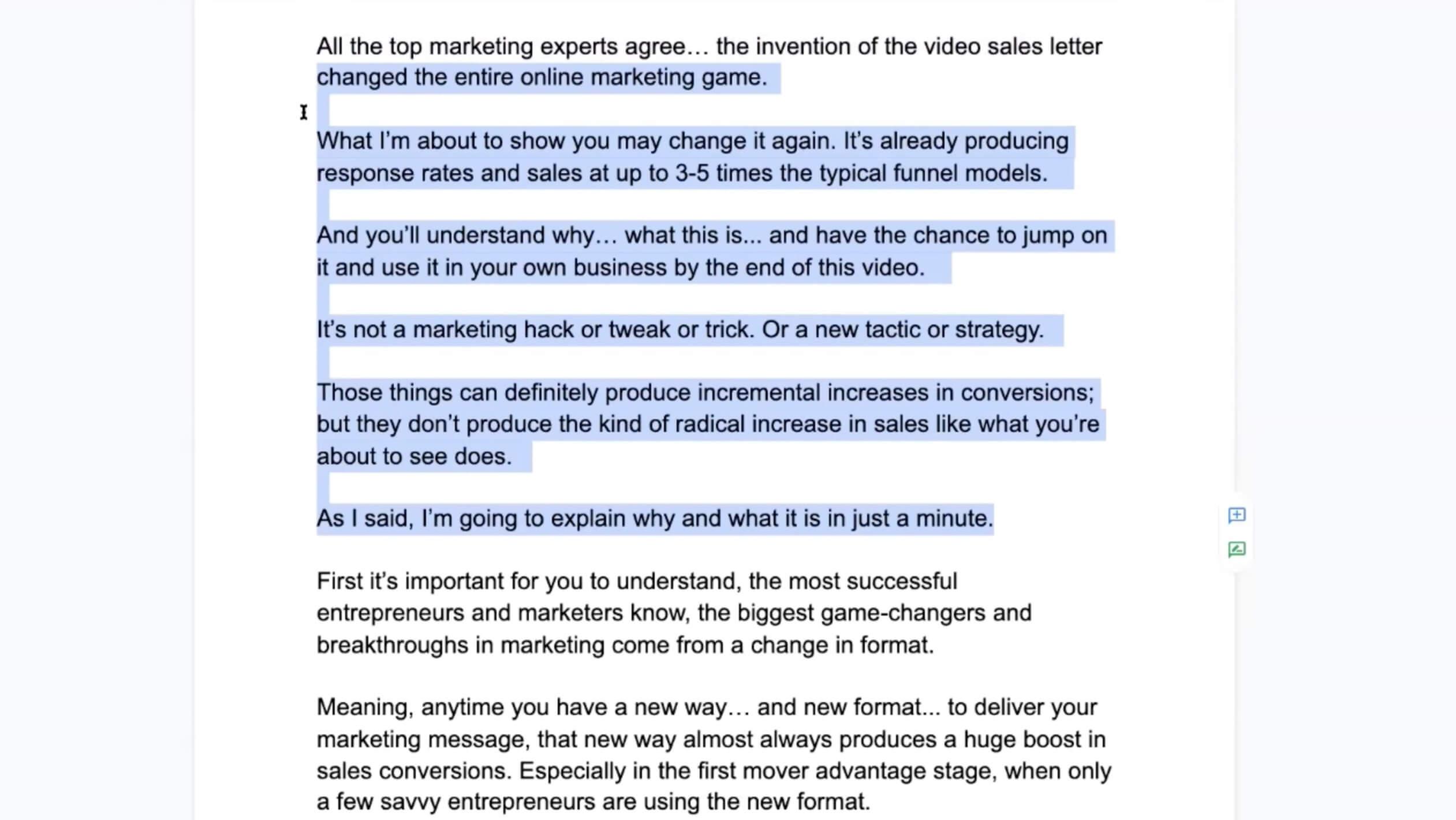 Todd Brown Marketing Training 52521