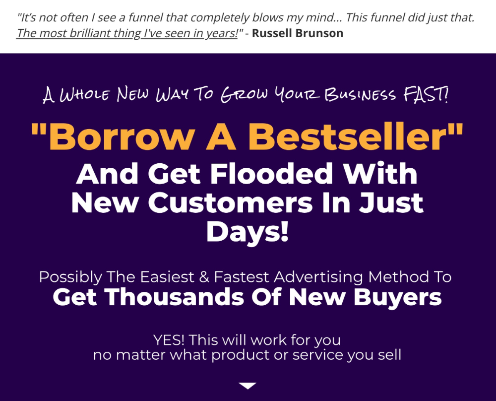 Borrowed Bestseller Banner