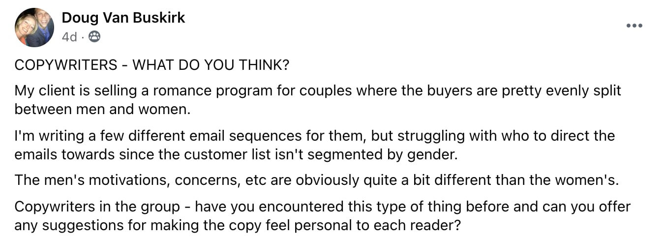 Marketing Question 91121